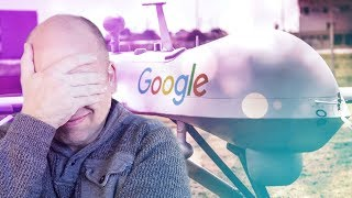 Google Employees Quit Over Military Drone Program -  Project Maven
