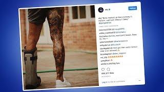 Odell Beckham Jr. Got Some New Tattoos