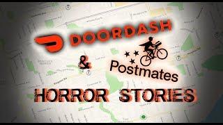 3 True Disturbing Postmates/DoorDash Stories