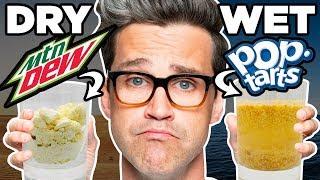Wet Dry Food Vs. Dry Wet Food Taste Test