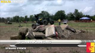 '2014 Baja SAE Kansas - Dynamic Events (highlights)