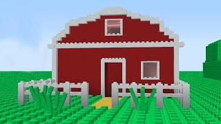 lego world in minecraft