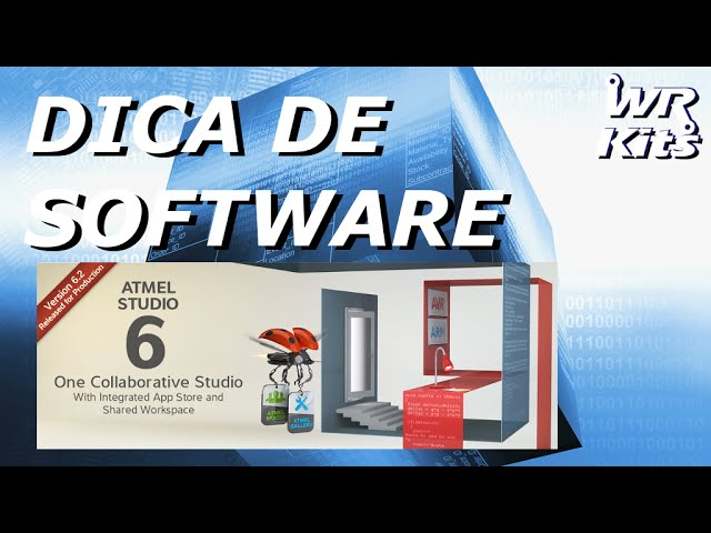 COMPILADOR P/ MICROCONTROLADORES AVR E ARM | Software #19