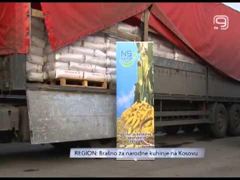 NS SEME dalo 15 t brašna za narodne kuhinje na Kosovu