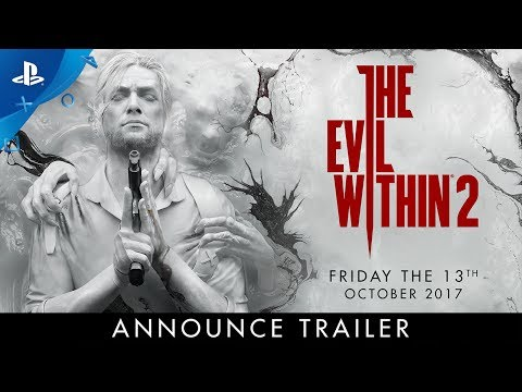 The Evil Within 2 Trailer