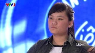 An Nhiên - Gánh hàng rau - tiết mục ấn tượng vòng thử giọng VN Idol 2015