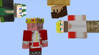 Destroying Friendships with the Minecraft Gravity Mod