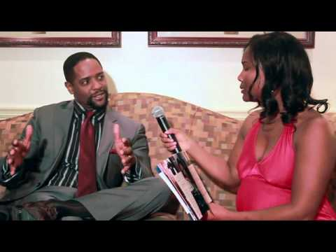 Blair Underwood Interview