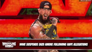 WWE Superstar Enzo Amore Suspended Amid Rape Allegations