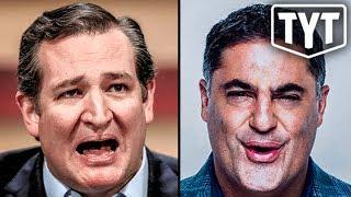 Why Won't Ted Cruz Debate Cenk Uygur?