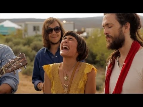 Edward Sharpe & The Magnetic Zeros - Home LIVE (Road Trippin' with Ice Cream Man)