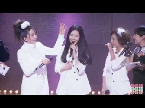 141218 Seohyun SES I'm your girl 서현 직캠