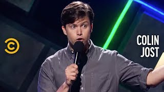 When Fighting Is Your Relationship's Default Setting - Colin Jost
