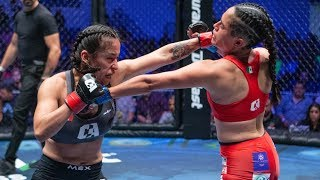 MMA | Combate Americas Mexicali | Undercard