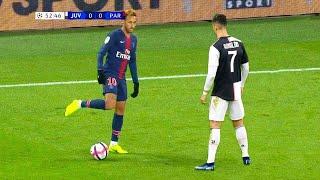Dribles Mais Humilhantes de Neymar Jr