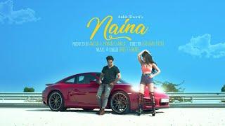 Naina   (Official Music Video)   Ankit Tiwari