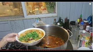 Cách nấu bún măng vịt ngon tuyệt,ăn bún măng vịt,Cuộc sống Mỹ Vinh Nguyen Thi