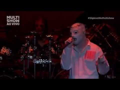 Slipknot Dead Memories Live Brasil 2013