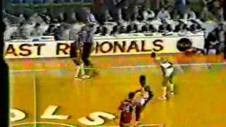 Louisville vs Arkansas NCAA 1983 Sweet 16 (FULL GAME)