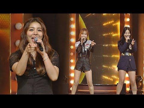 [미공개] 넘사벽 가창력↗ 에일리(Ailee) x 모창가수 5인 'U&I'♪ 히든싱어5(hidden singer5) 8회