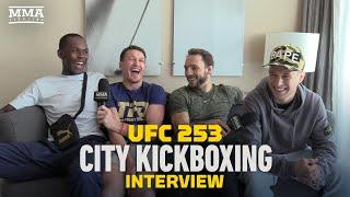 UFC 253: Israel Adesanya, Brad Riddell, Shane Young, Kai Kara-France Exclusive - MMA Fighting