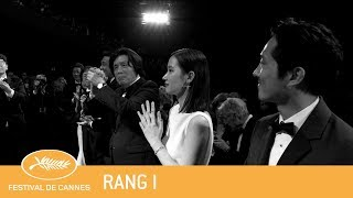 BURNING - Cannes 2018 - Rang I - VO