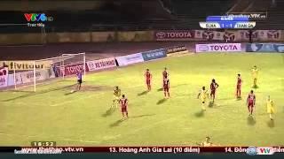 SLNA vs Than Quang Ninh 3-1