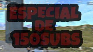 ⛔ ESPECIAL DE 150 SUBS - PUBG MOBILE LITE 💥