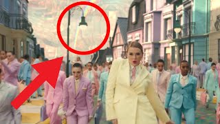 """All The Hidden Easter Eggs In Taylor Swift's """"ME!"""" Music Video"""