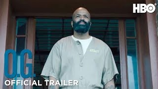 O.G. (2019) Official Trailer ft. Jeffrey Wright   HBO