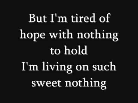Calvin Harris ft Florence Welch - Sweet Nothing LYRICS