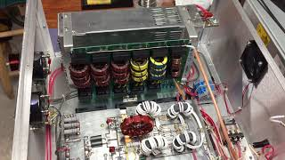 2KW LDMOS HF Power Amplifier by IZ2HFG - Franco Binda