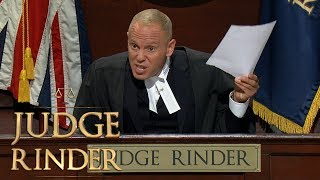 Judge Rinder Makes Shocking Discovery | Judge Rinder