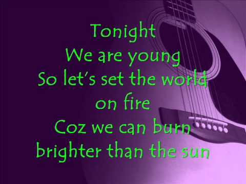 Baixar Boyce Avenue Cover - We Are Young Lyrics by Fun ft. Janelle Monáe