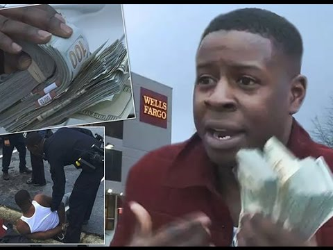Wells Fargo Says Blac Youngsta Did Not Withdraw 200k & That It Was 70k of His Managers Money.