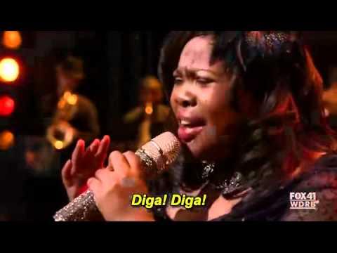 Glee cast - Ain't no way (Aretha Franklin)