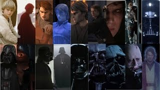 Rise, Fall, and Redemption: The Story of Anakin Skywalker