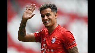 Philippe Coutinho Is a Magician | Welcome to Bayern Munich | Goals and Skills