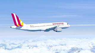 Murder In The Skies - Germanwings Flight 9525 - P3D