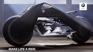 BMW Motorrad Vision Next 100 : la moto électrique du futur selon BMW