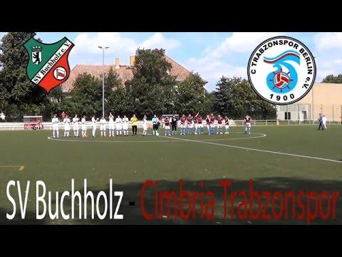SV Buchholz - Cimbria Trabzonspor (Qualifikationsrunde, Pokal der 1. Herren 2016/2017) - Spielszenen | SPREEKICK.TV