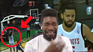 J-COLE Full Highlights in Pro Basketball Debut | 2021 Basketball Africa League
