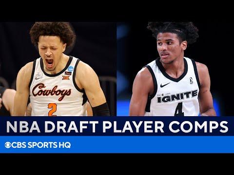 2021 NBA Draft Player Comparisons: Cade Cunningham, Jalen Green, & MORE | CBS Sports HQ