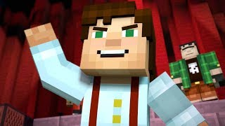 Minecraft: Story Mode - The Plan - Season 2 - Episode 5 (21)