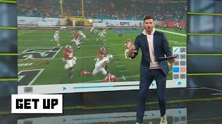 Mac Jones CFP National Championship Film Breakdown | Get Up