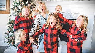 GETTING Ready for CHRISTMAS with 6 KIDS!