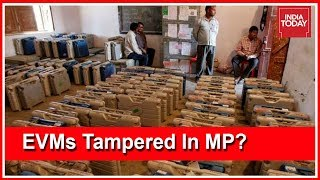 Were EVMs tampered in MP? Truth behind EVM tampering..