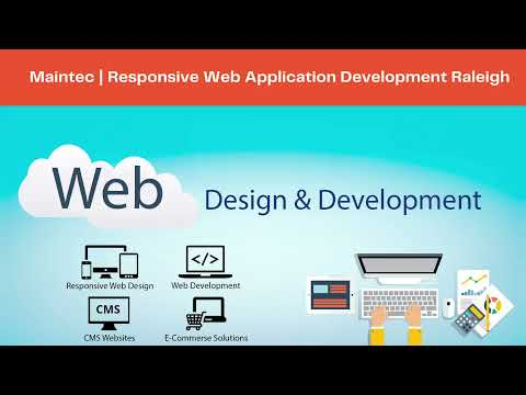 Responsive Web Design Raleigh, Mobile Web design Company Raleigh, NC