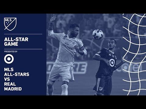 Highlights: MLS-All Stars vs. Real Madrid