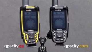 Garmin GPSMAP 64 Series: Sensors/Electronic Compass with GPS City